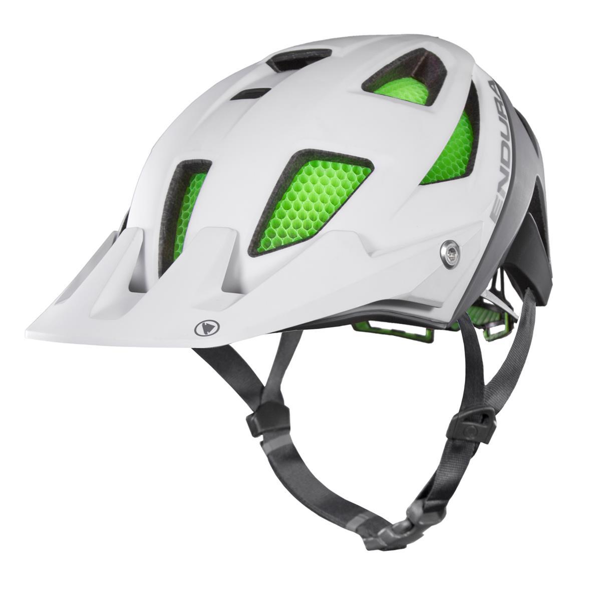 MT500 helmet white size S/M (51-56cm)