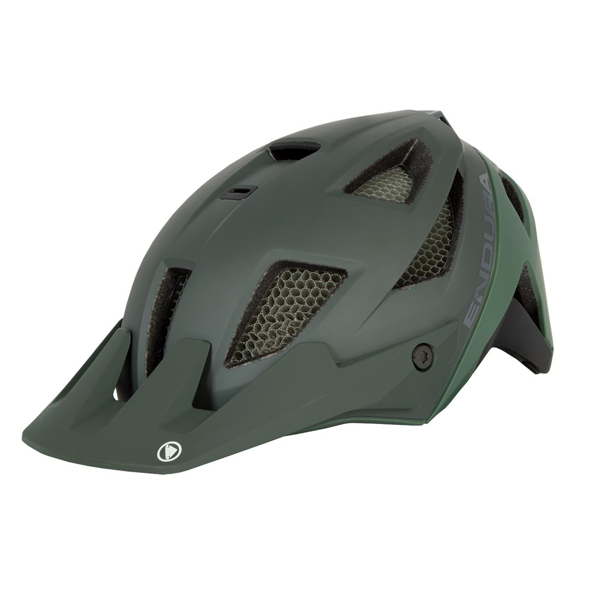 MT500 helmet forest green size S/M (51-56cm)