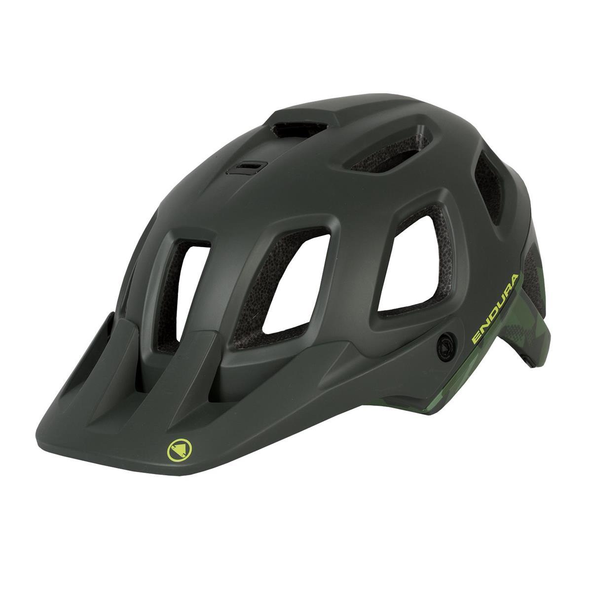 helmet SingleTrack Helmet II green size L/XL (58-63cm)