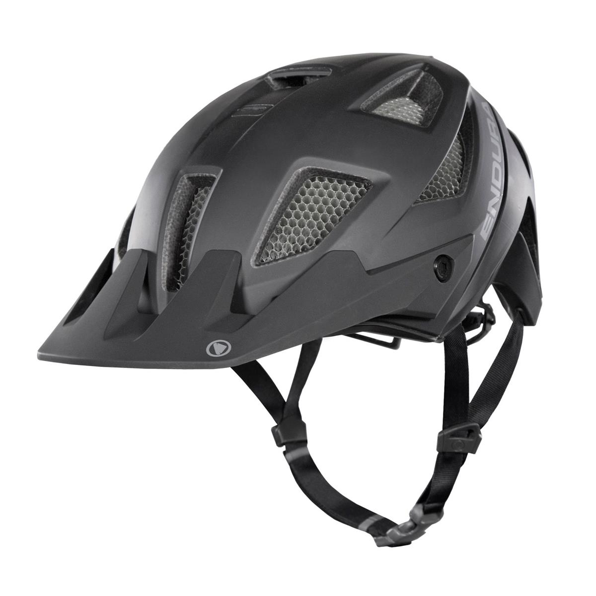 MT500 helmet black size S/M (51-56cm)