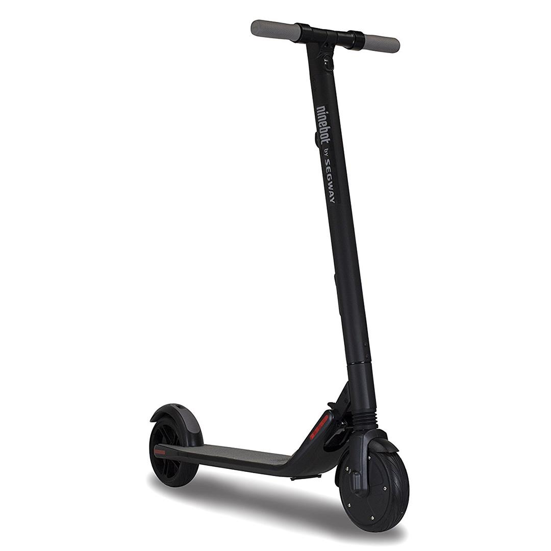 Electric city scooter ES1 with additional battery included Sport