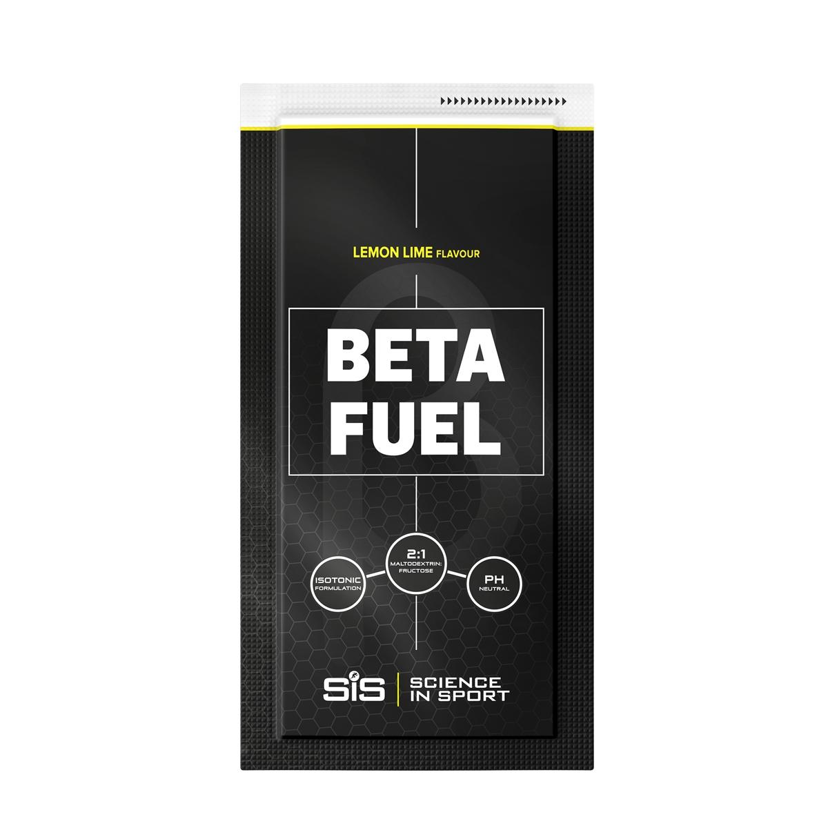 Supplements pack Beta Fuel  limone/lime taste 84gr