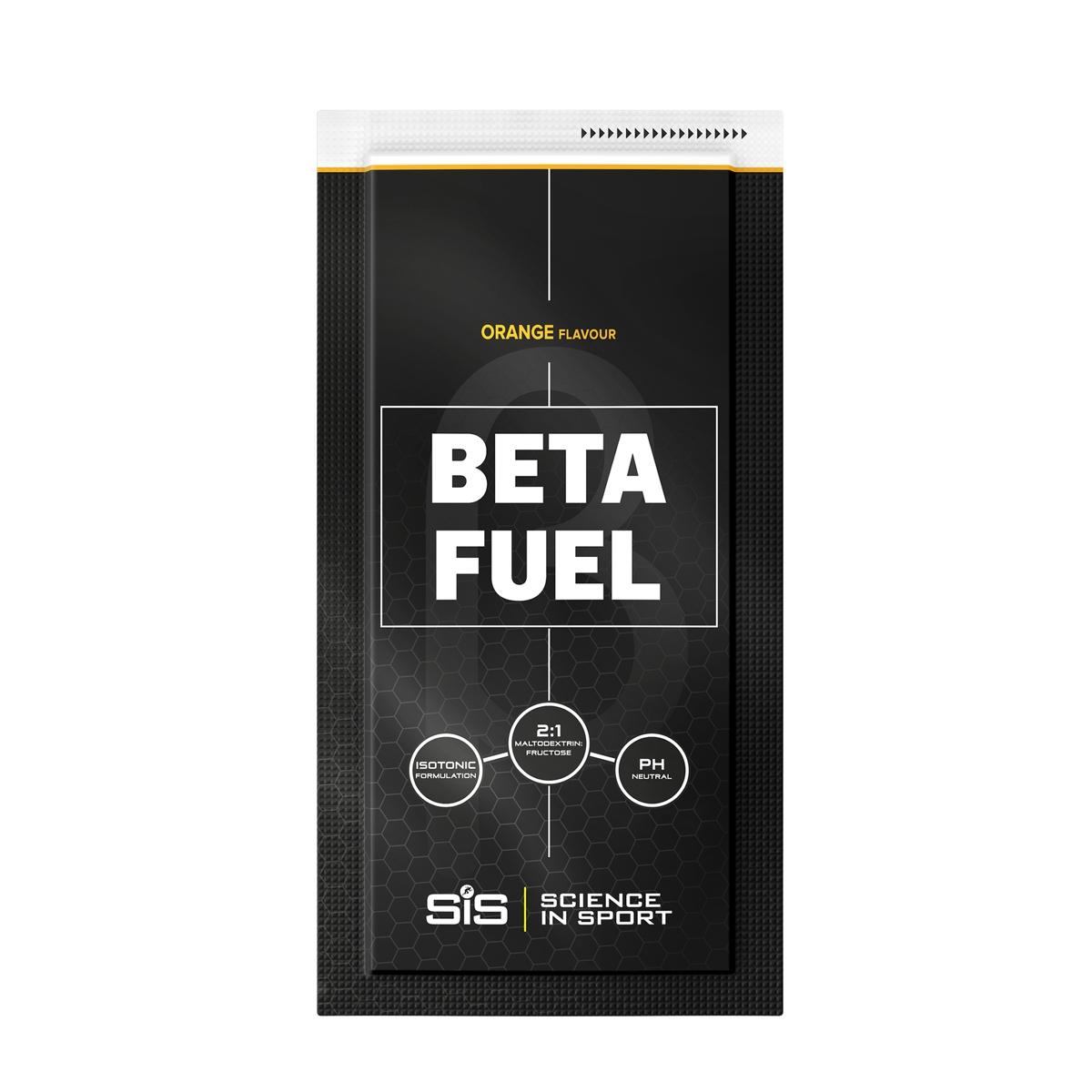 Supplements pack Beta Fuel orange taste 84gr