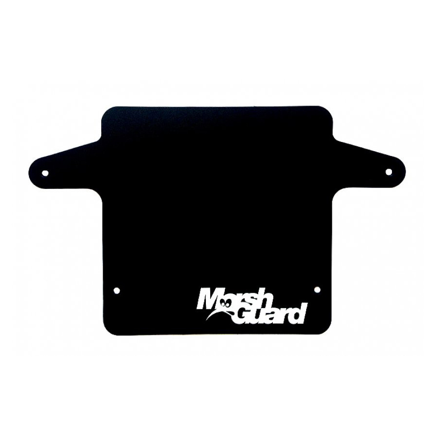 NumberBoard downhill double plate fork number holder DH MARSH GUARD bike