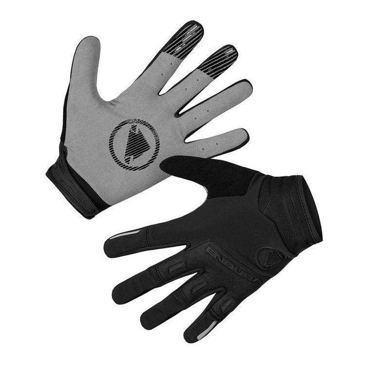 SingleTrack Windproof gloves black size S