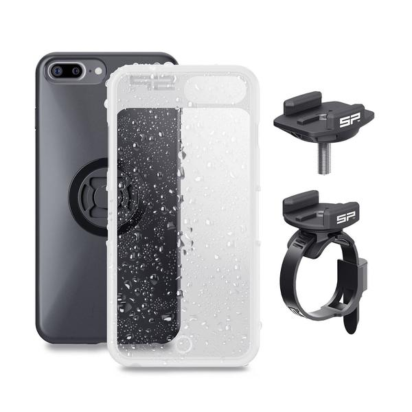 Handlebar smartphone support for Iphone 8+/7+/6S+/6+