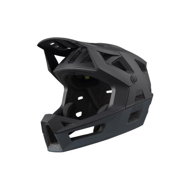 Fullface helemt Trigger FF black size S/M (54-58cm)