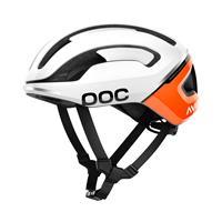 helmet omne air spin white / orange size s (50-56cm) orange