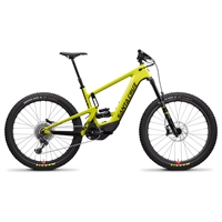 heckler cc x01 reserve yellow 27.5'' 160mm shimano 504wh giallo taglia 39 giallo