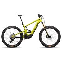 heckler cc xx1 reserve yellow 27.5'' 160mm shimano 504wh giallo taglia 39 giallo