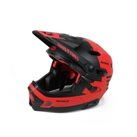 helmet super dh mips fasthouse red 2021 size s (52-56cm). red