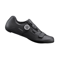 road shoes rc500 sh-rc500sl black size 38 black