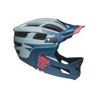 full face helmet gringo de la sierra blue size s/m (55-58) blue