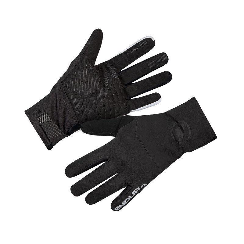 Deluge Waterproof Winter Gloves Black Size XS