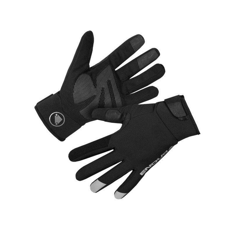 Strike Waterproof Winter Gloves Woman Black Size XS