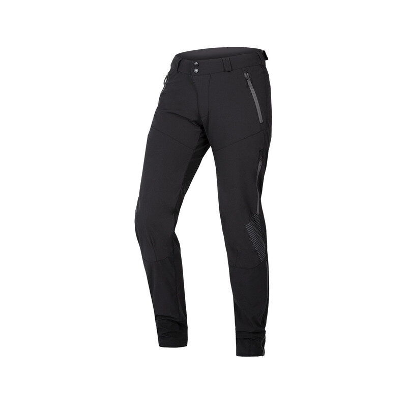 Pantaloni Mtb MT500 Spray Baggy II Donna Nero Taglia XS