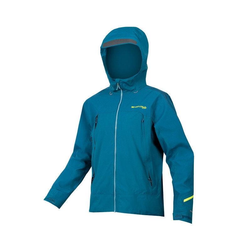 MT500 Waterproof Mtb Jacket II Blue Size XS