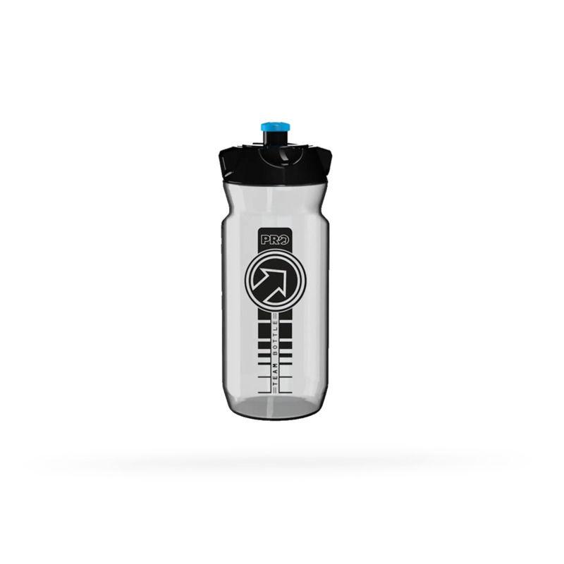 Water Bottle Team 600ml Clear