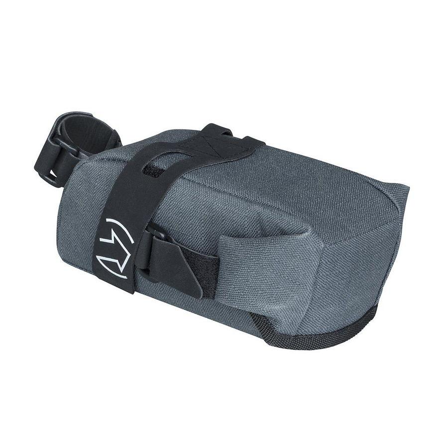 Saddle Waterproof Bag Discover 0.6L Grey