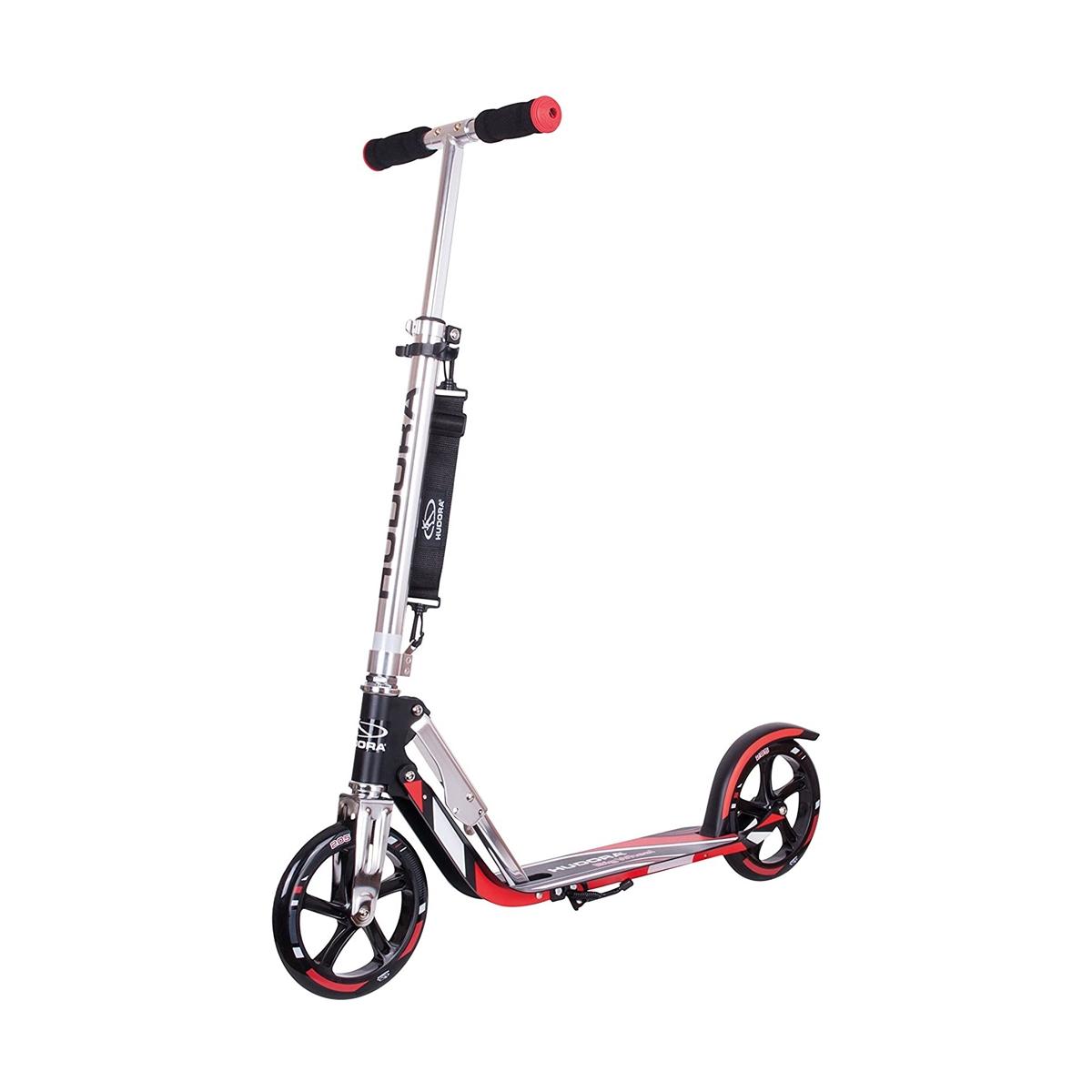 Monopattino Big Wheel 8'' 205RX 205mm Rx Design Nero/Argento/Rosso Sport