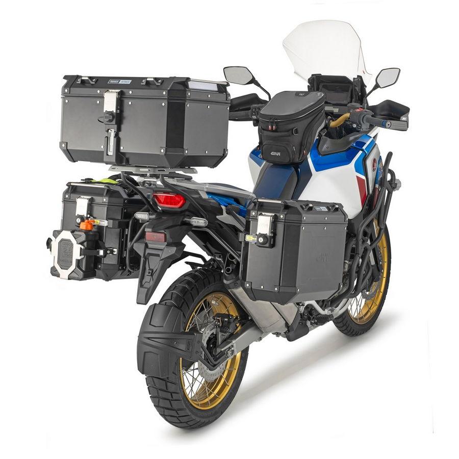 PLO1178CAM Portavaligie laterale Cam-Side per Honda CRF1100L Africa Twin Adventure Sports 2020