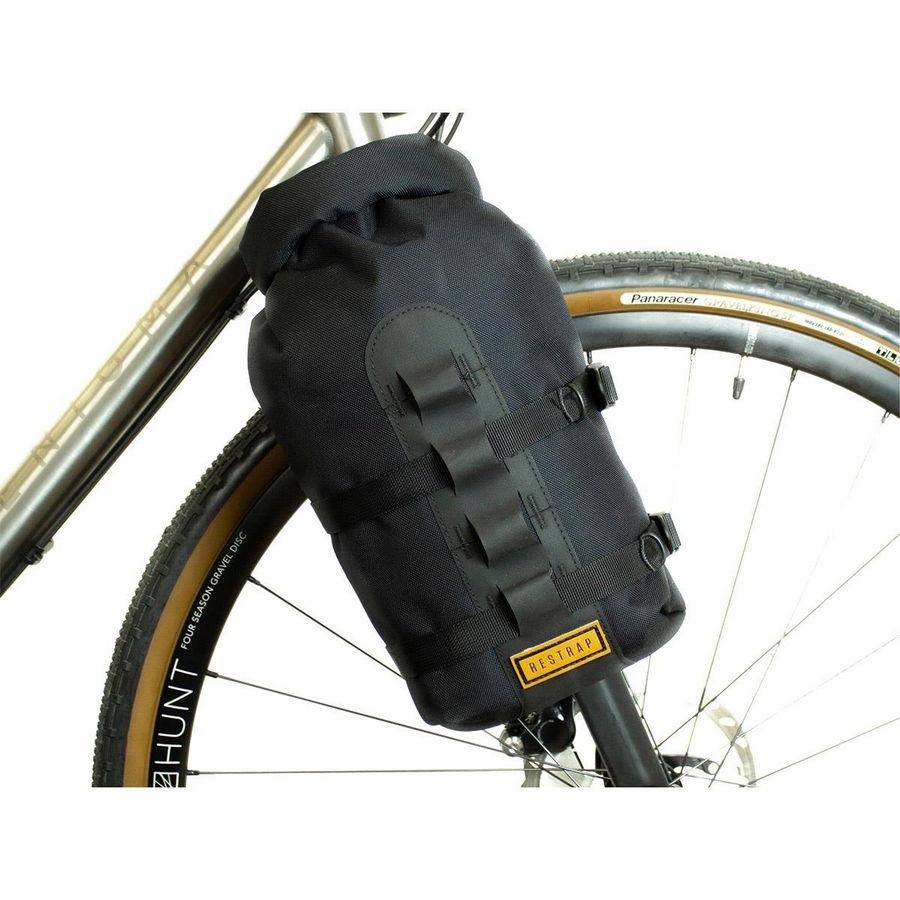 Borsa anteriore forcella bikepacking fork bag 5 litri