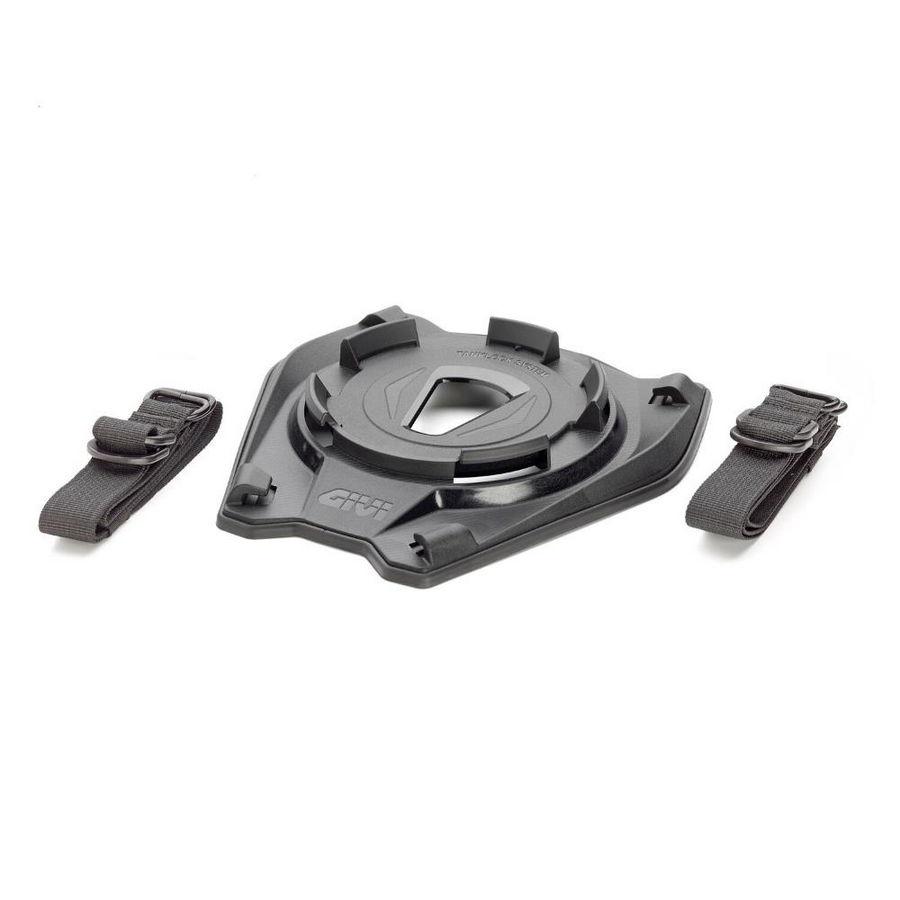 Seatlock - Base universale per sella passeggero o piastre alluminio per borse Tanklock o Tancklocked