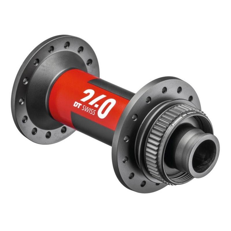 Mozzo Anteriore 240 Mtb 28 Fori Freno a Disco 100/15mm