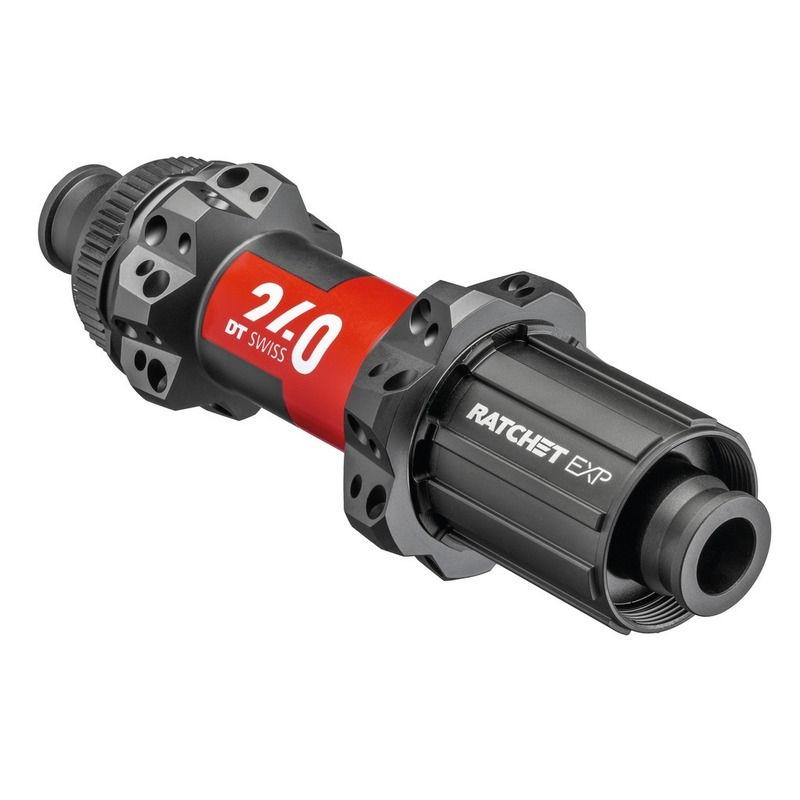 Mozzo Posteriore 240 Exp Mtb Straightpull 28 Fori Freno a Disco 142/12mm Shimano Light