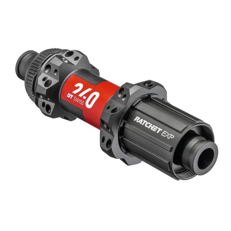 Mozzo Posteriore 240 Exp Mtb Straightpull 28 Fori Freno a Disco 148/12mm Boost Shimano Light