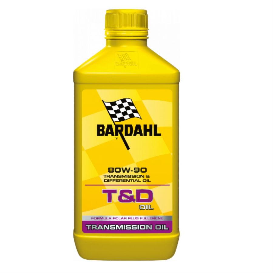Olio trasmissione T&D 80W90 - 1 litro