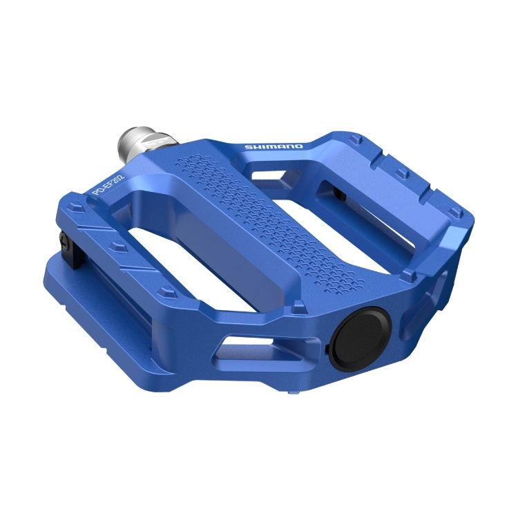 Pedali PD-EF202 Flat Blu