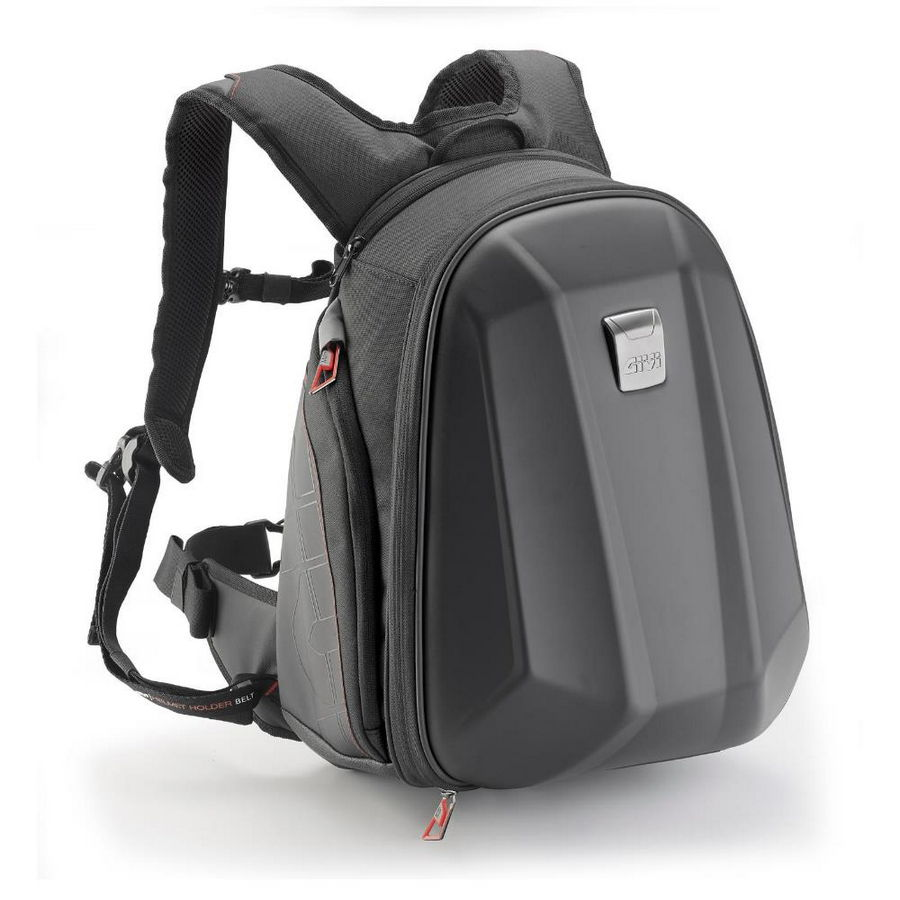ST606 - 22 liters backpack with thermoformed hard shell