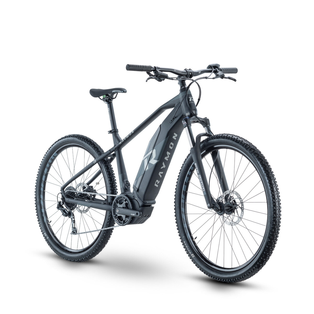 HardRay E-Nine 5.0 29'' 100mm 9s 500Wh Yamaha PW-ST Silver/Black 2021 Size 45