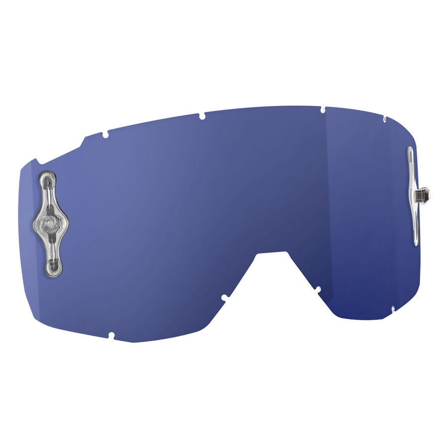 Replacement lens for HUSTLE/PRIMAL/SPLIT OTG/TYRANT goggles - Sky