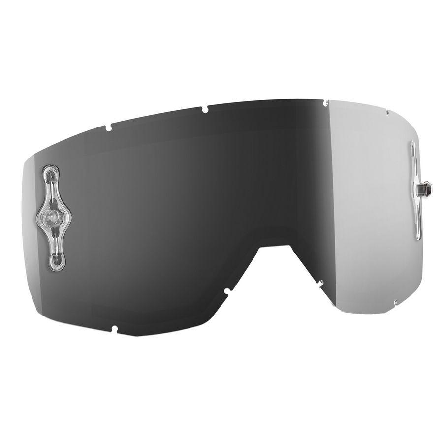 Replacement lens for HUSTLE/PRIMAL/SPLIT OTG/TYRANT goggles - Light sensitive grey