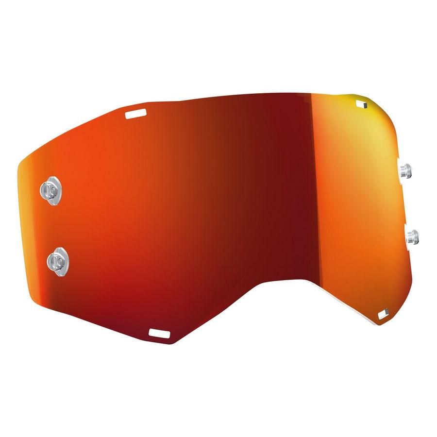 Lente di ricambio per maschere PROSPECT/FURY - Orange chrome afc