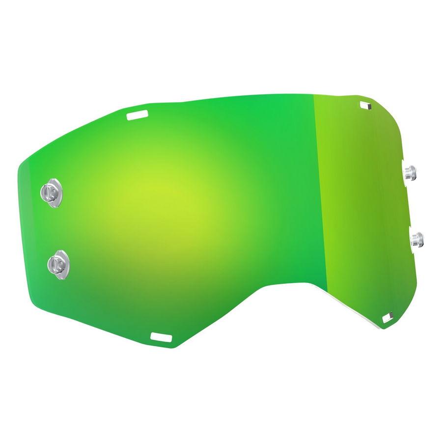 Lente di ricambio per maschere PROSPECT/FURY - Green chrome afc
