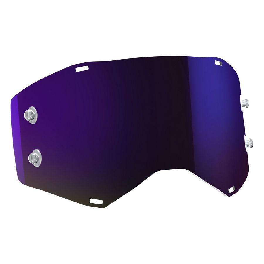 Lente di ricambio per maschere PROSPECT/FURY - Purple chrome afc