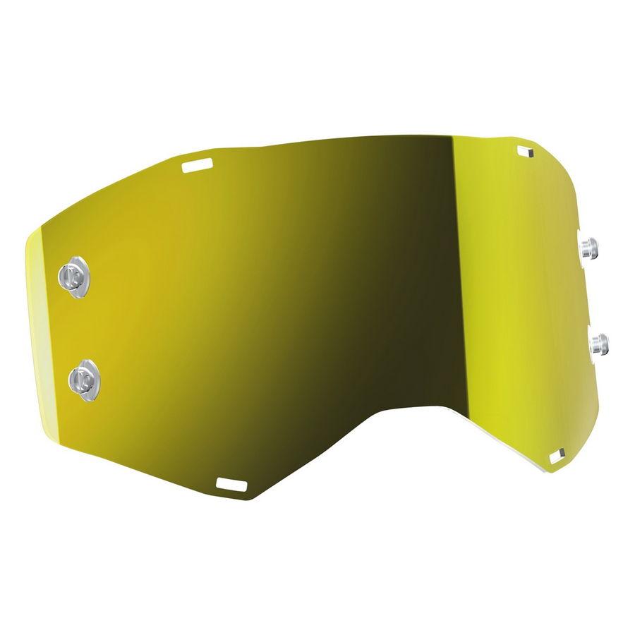 Lente di ricambio per maschere PROSPECT/FURY - Yellow chrome afc