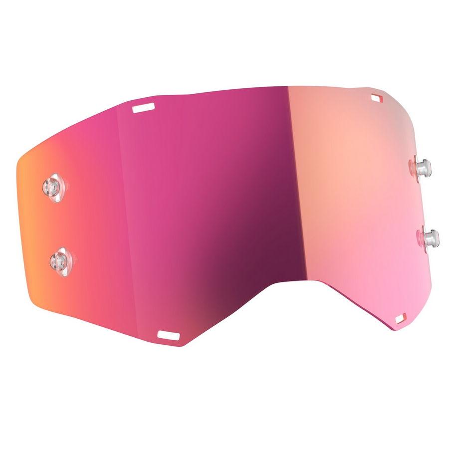 Lente di ricambio per maschere PROSPECT/FURY - Pink chrome afc