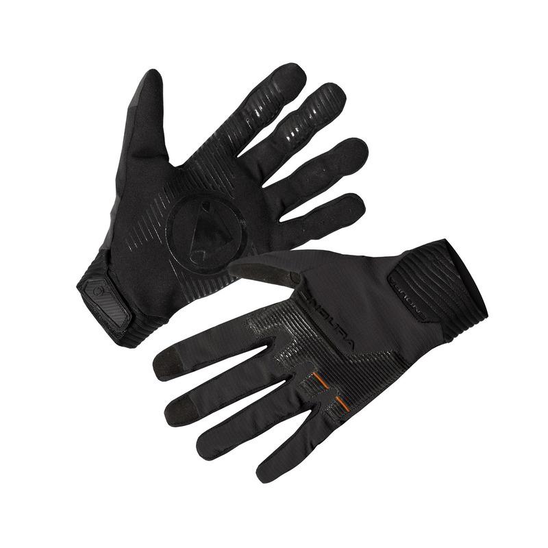 MT500 D3O Long-Finger Gloves Black Size XS