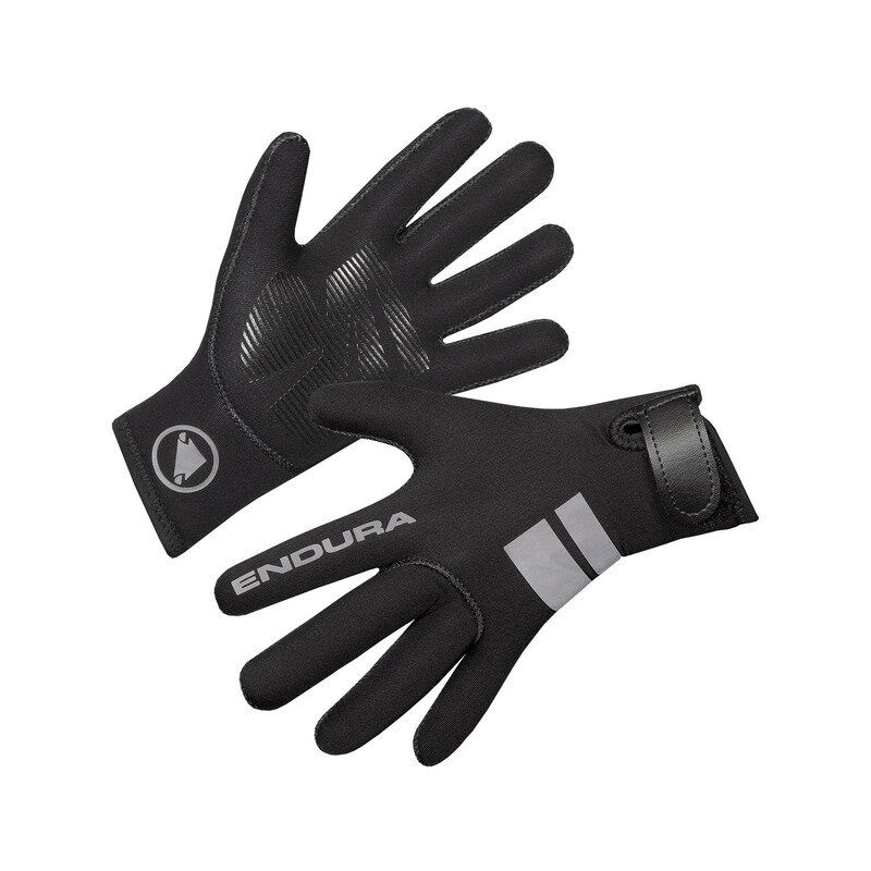 Nemo II Winter Long-Finger Gloves Kid Black Size S (7-8 years)