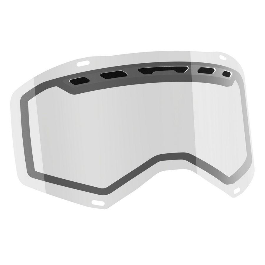 Lente di ricambio Doppia ACS per maschere PROSPECT/FURY - Trasparente Antifog