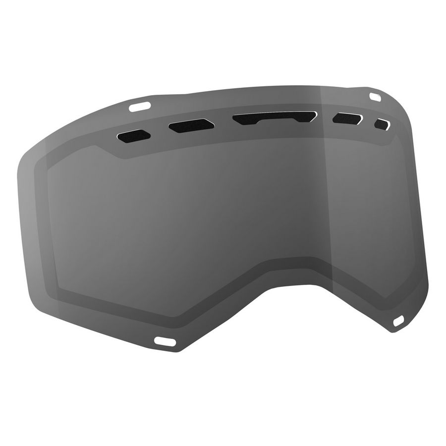 Replacement Double lens with ACS for PROSPECT/FURY Goggles - Grey Antifog