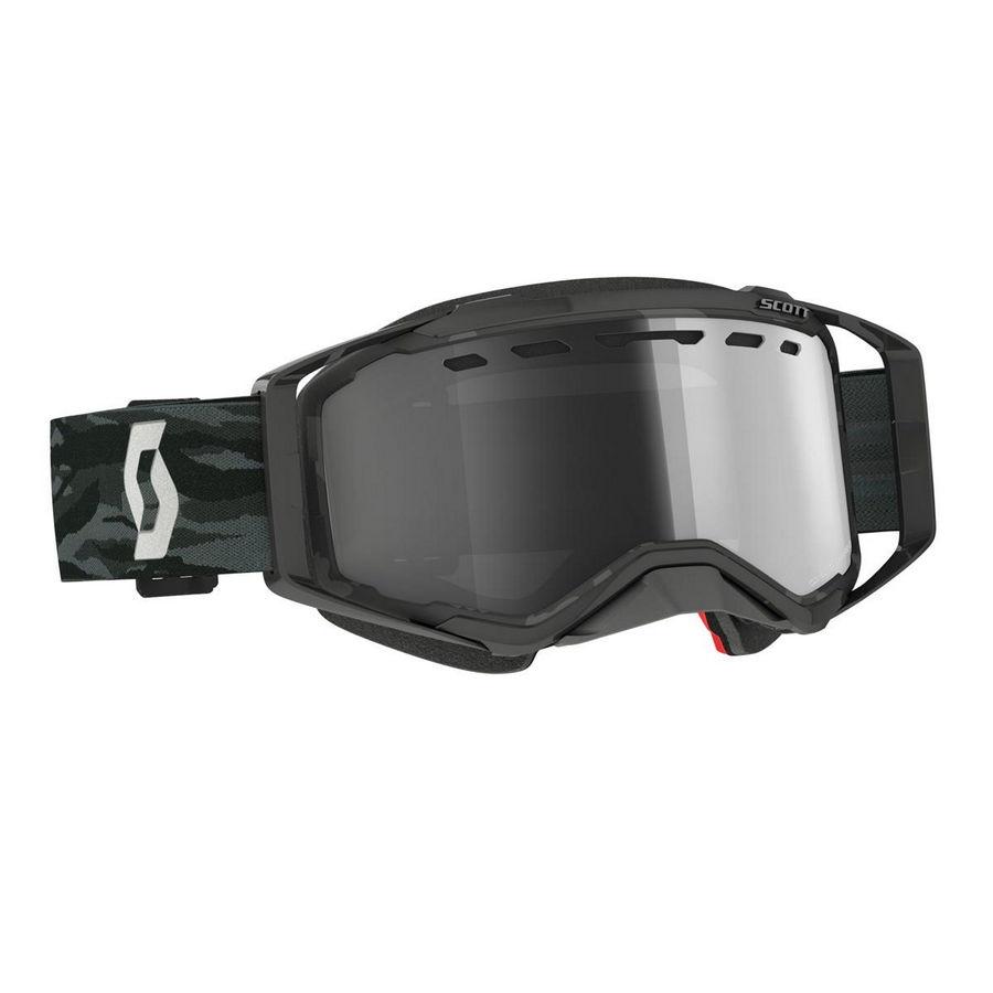 Maschera Prospect Enduro LS Camo Grey - Visiera Foto-cromatica grey ACS