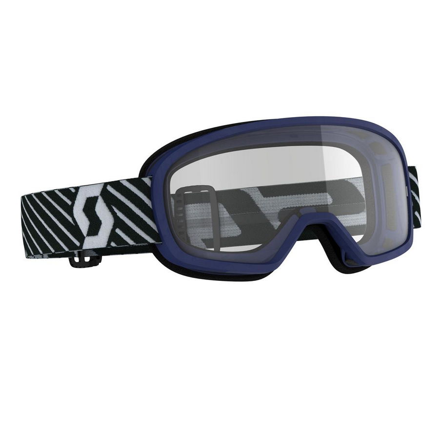 Buzz goggle Blue - Visor clear