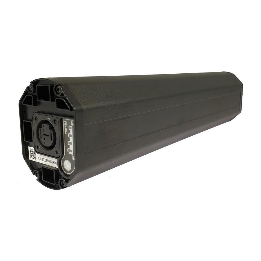 Batteria ebike integrata intube 36v / 500Wh 13,4ah