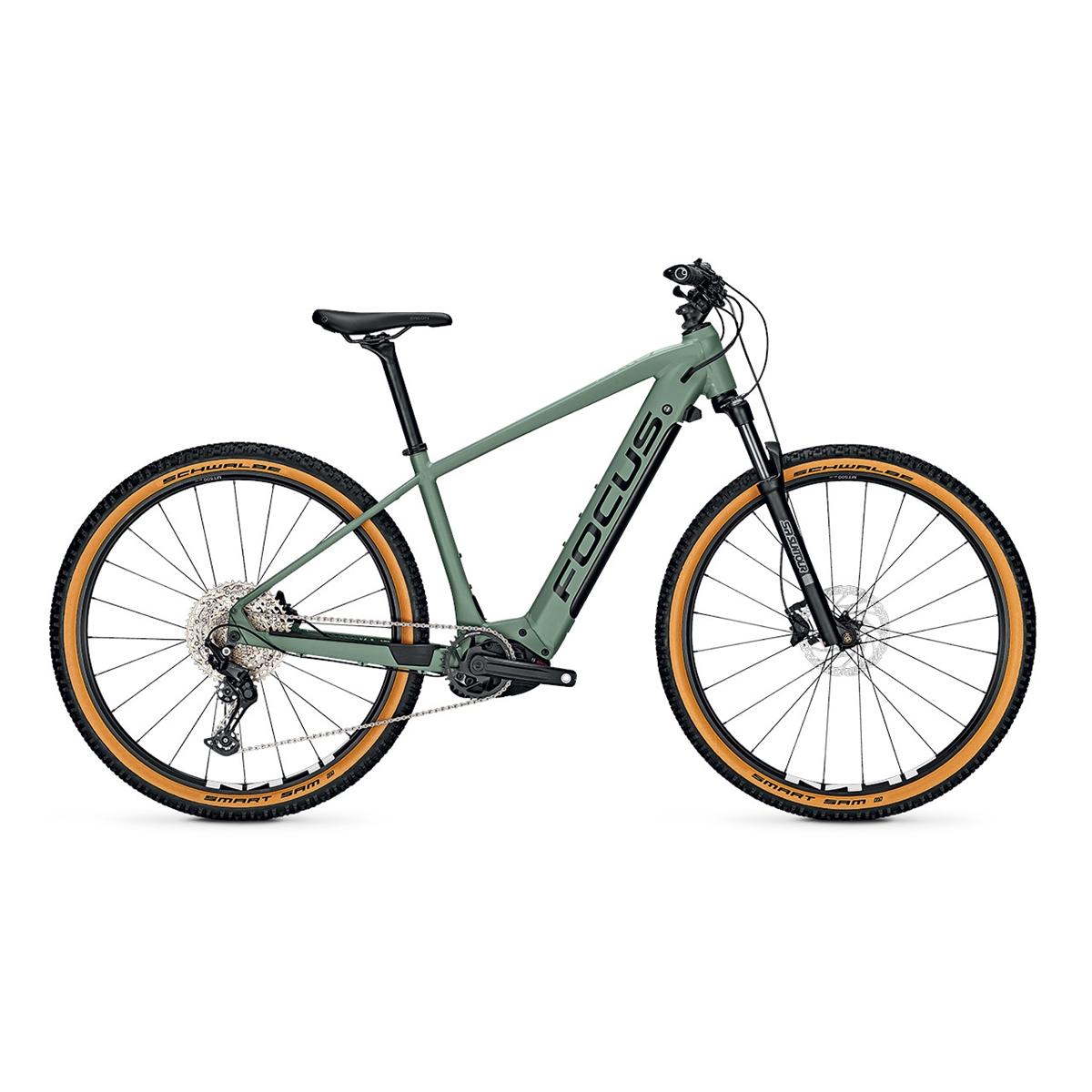 Jarifa2 6.8 Nine 29'' 100mm 11s 625Wh Bosch CX Green 2021 Size S/40