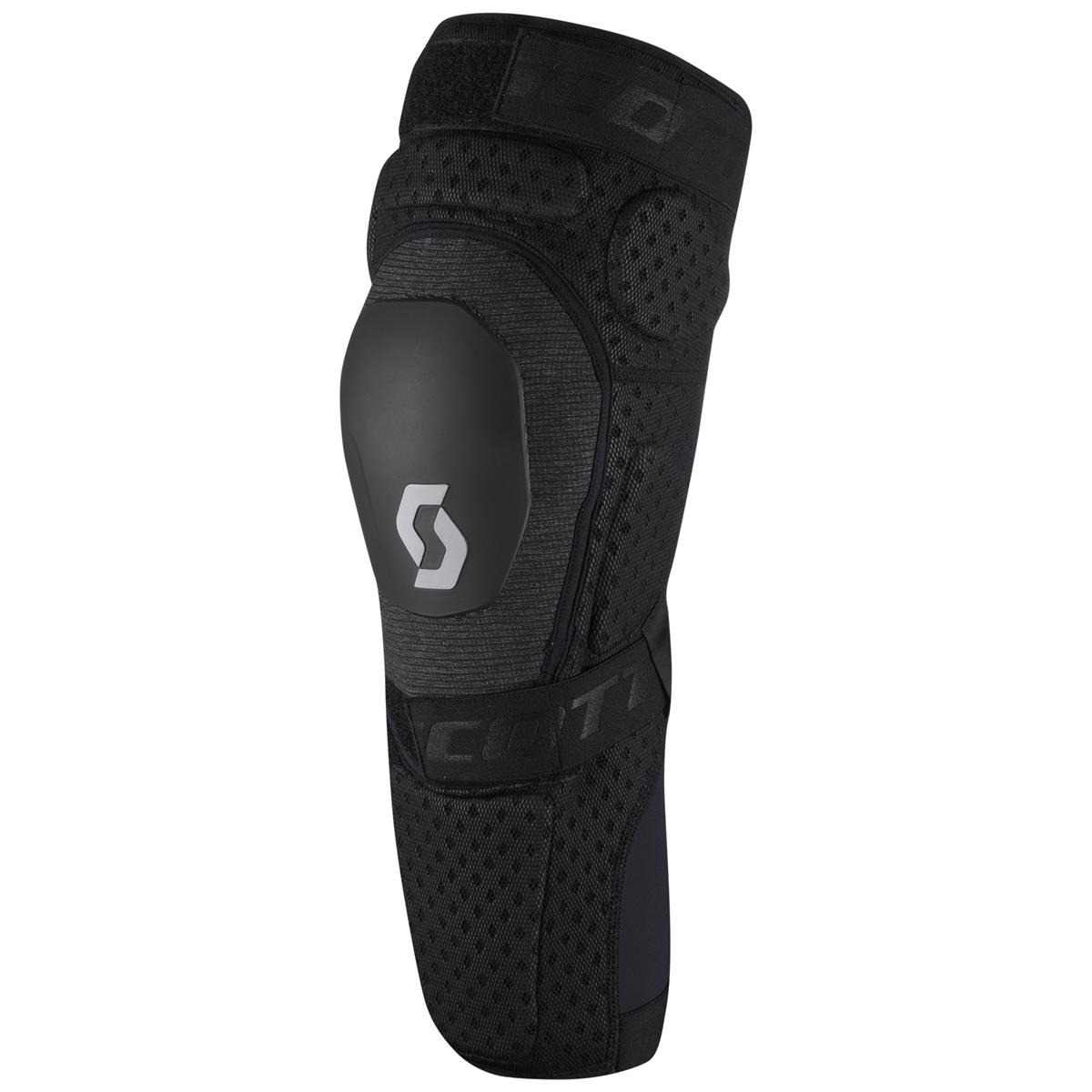 Knee Guard Softcon Hybrid Black - Size S